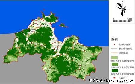 山东省威海市城市景观风貌规划