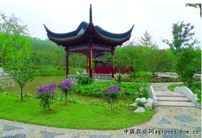 重庆园博园苏州荟萃园成大亮点(图)