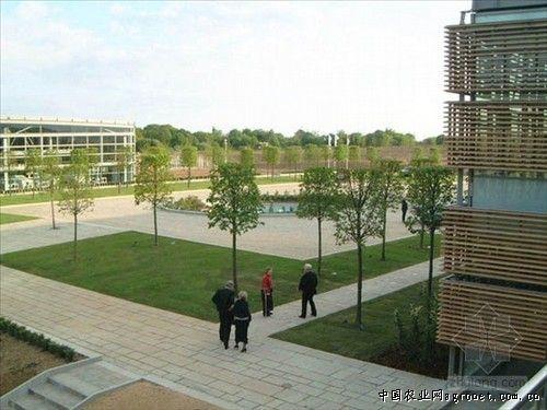 英国劳斯莱斯公司总部高清图片