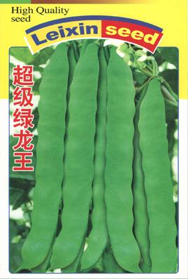 超级绿龙王—菜豆种子