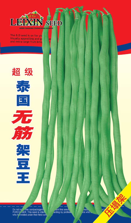泰国无筋架豆王—豇豆种子