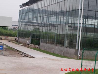 文洛式玻璃高跨温室