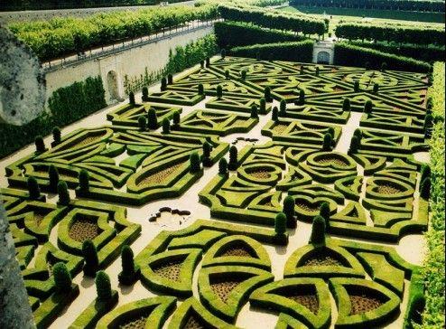 法国古典园林(图)