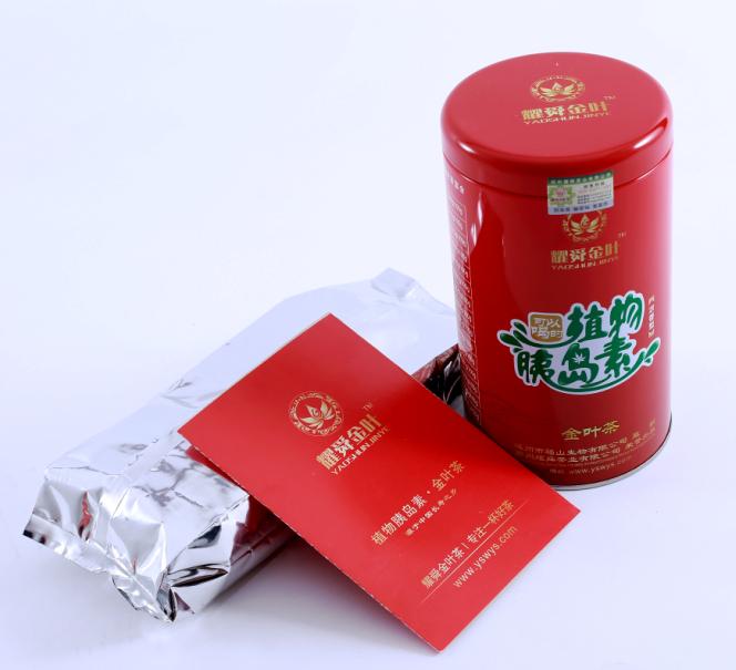 供应耀舜金叶茶叶植物胰岛素降糖茶