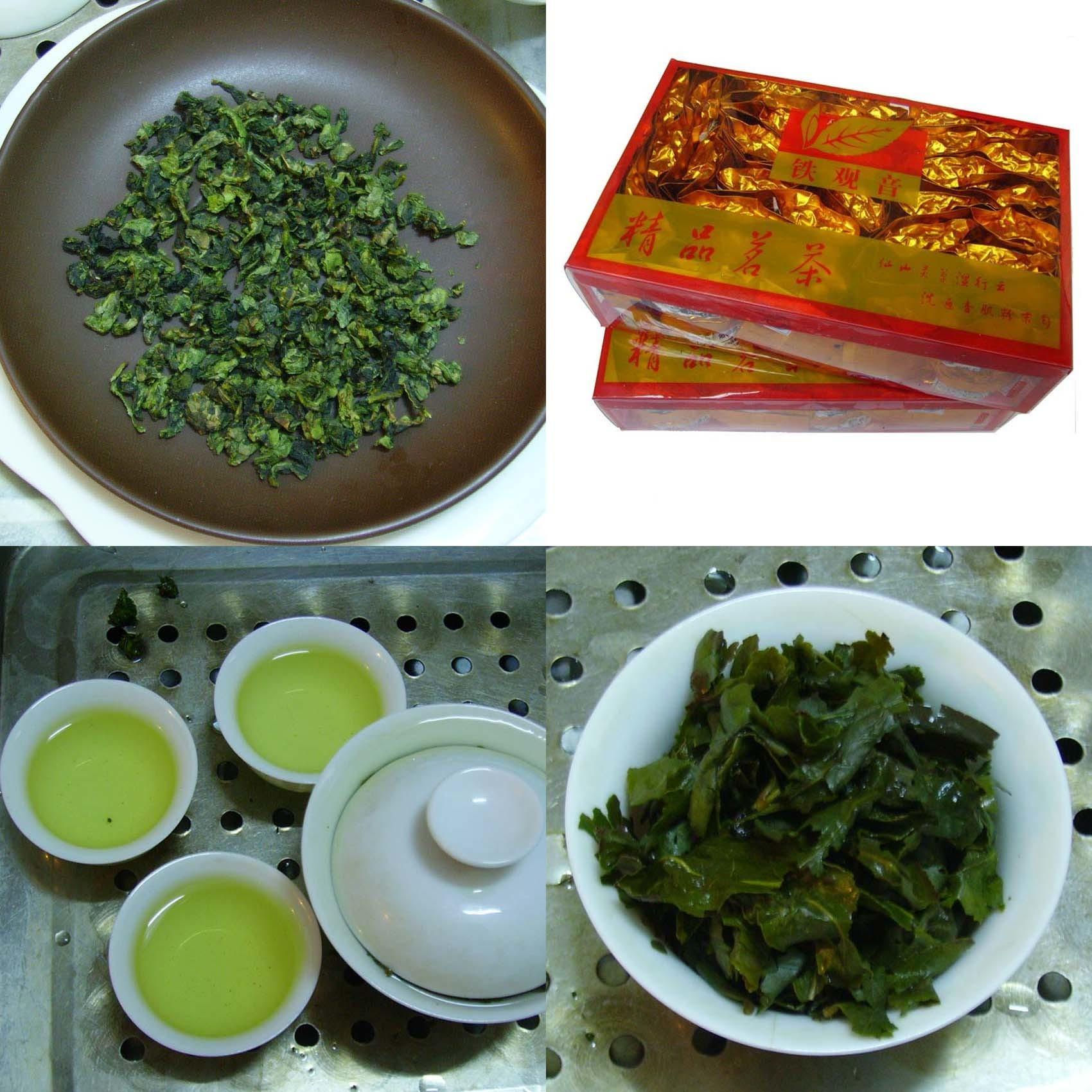 如何鉴别好的铁观音茶?