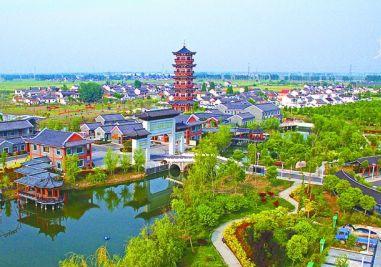 东台仙湖现代农业示范园,建湖登达生态园入选全国休闲农业与乡村旅游