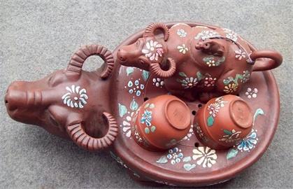 茶器别称 趣谈中国古代茶具趣名和雅号(图)
