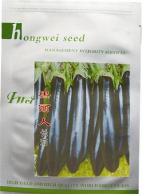 黑麗人長茄-茄子種子