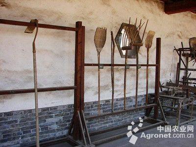 古代农业的农具和机械(图)
