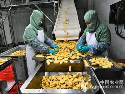 记者从山东检验检疫局获悉,青岛九联集团股份有限公司昌广食品厂生