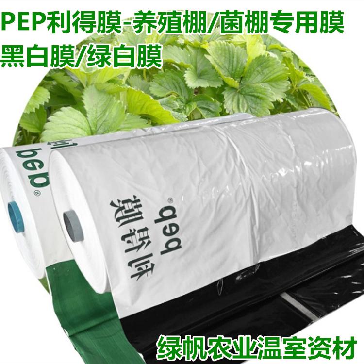 正品PEP利得膜 黑白膜 绿白膜