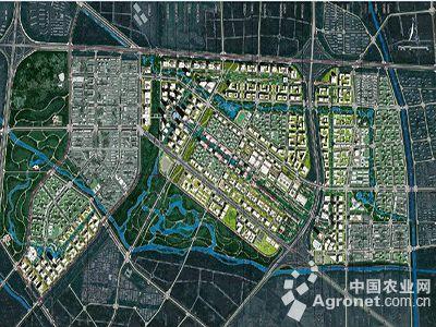 北京城市总体规划获批复(图)