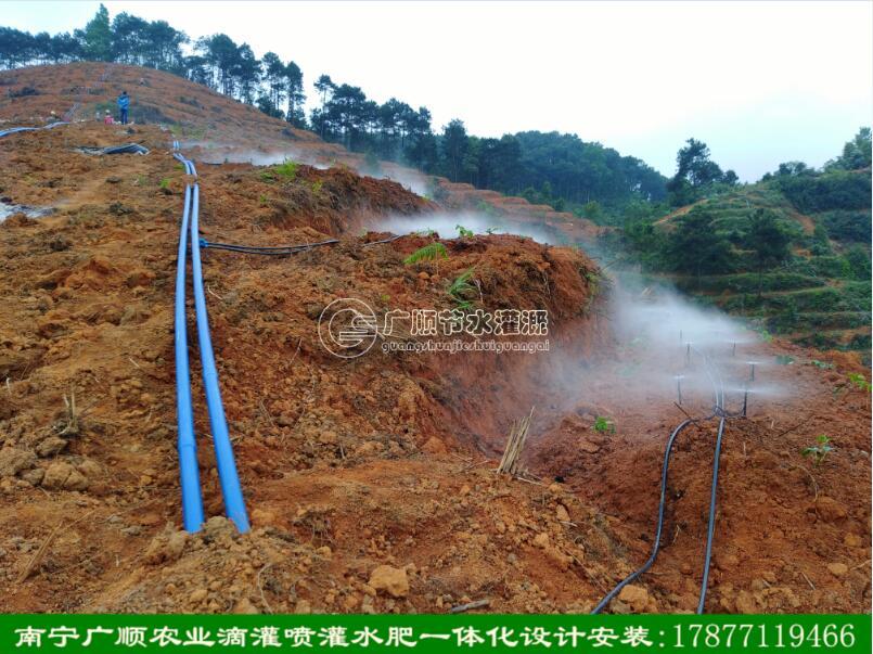 广西喷灌设备 滴灌设备 南宁灌溉设计安装 灌溉材料