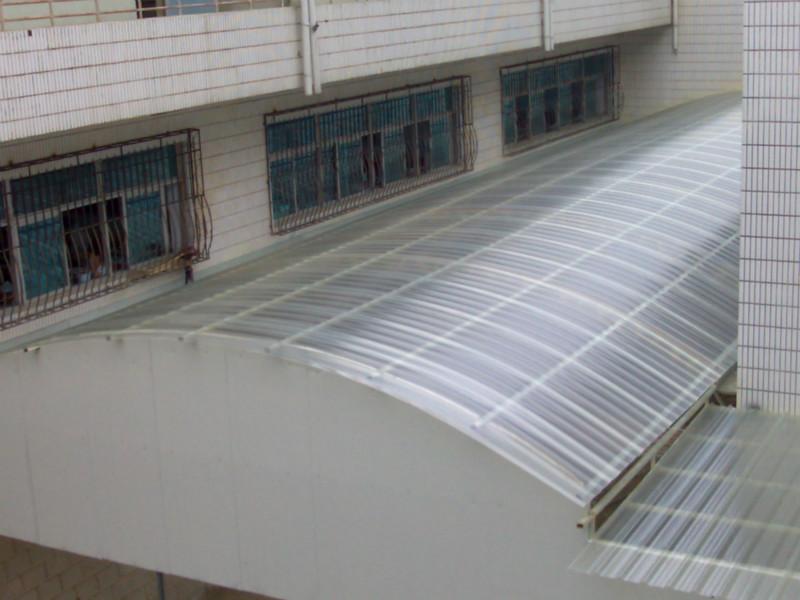 义乌艾珀耐特钢收边瓦采光板301通用型