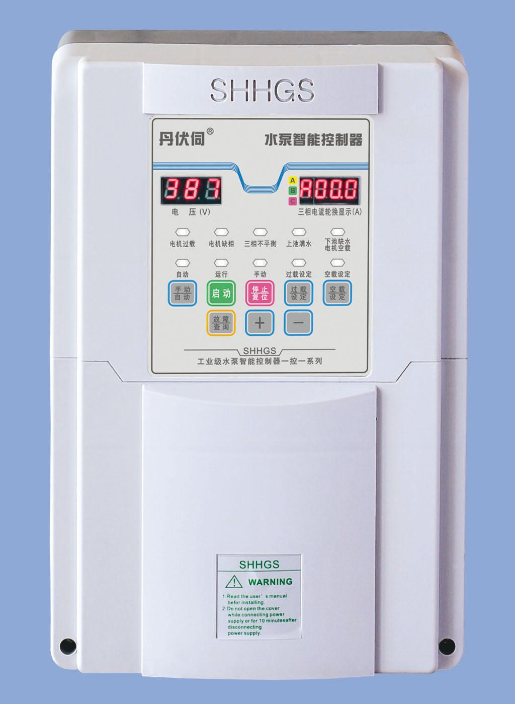 供应水泵智能控制器(一控一)标准型带空开
