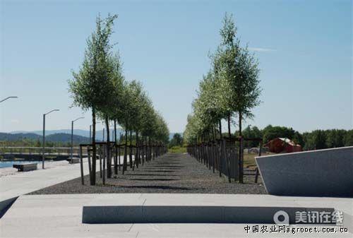 挪威奥斯陆南森公园景观设计