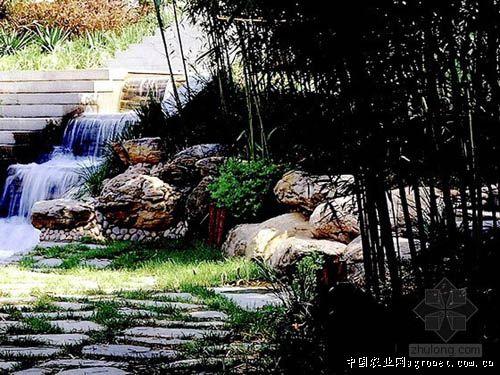 万科紫台居住区景观设计