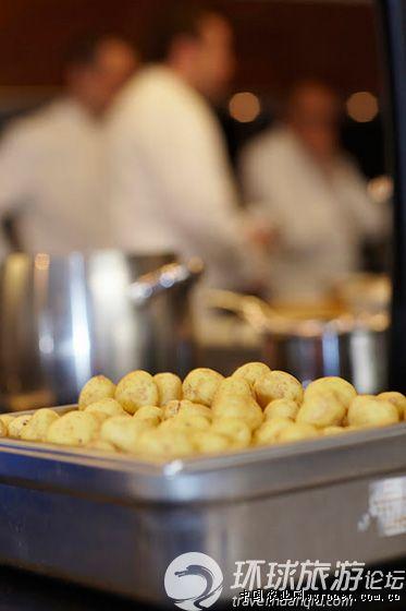 手工简单蔬菜土豆雕刻图片